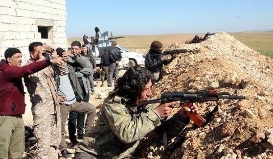 Suriye menbiç son durum