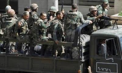 Şam yönetiminin Afrin'e öncü birlik gönderdiği iddia edildi.